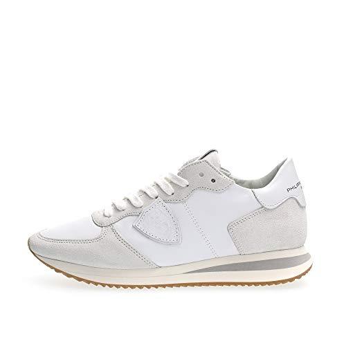 PHILIPPE MODEL PARIS TZLD 6001 Tropez X Sneakers Femme White 36
