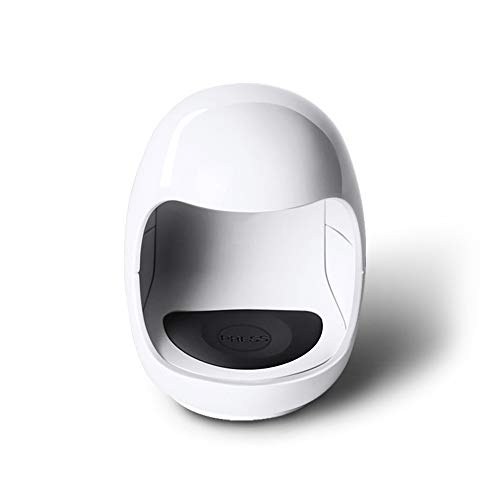 W.Z.H.H.H Sèche Ongles pour Femmes Séchoir à Ongles Portable avec Chargement USB, Mini Format Mignon (45 * 45 * 58mm) Travail pour Vernis à Ongles régulier