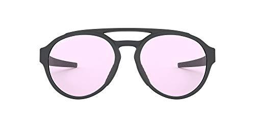 Oakley 0OO9421 Gafas de sol, Matte Carbon, 58 para Hombre