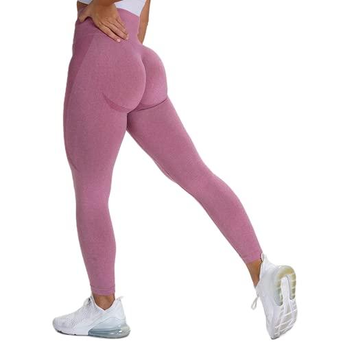 QTJY Protector de Cadera de Cintura Alta, Pantalones de Yoga para Mujer, Leggings Push-up, Pantalones Deportivos para Correr al Aire Libre de Secado rápido, WL