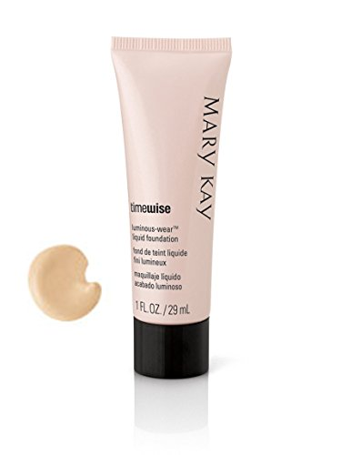 Mary Kay Time Wise Luminous-Wear Liquid Foundation Ivory 6/Normal to Dry Skin
