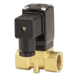 2/2 solenoid valve DN 10 port G1/2 230V 50/60Hz from Maedler