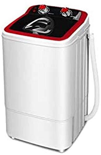 RDJM Lavatrice Portatile Mini Lavatrice Semi Automatica Piccola casa per la Lavatrice Portatile Lavatrice e asciugatrice Lavatrice