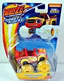 Robot Rider Blaze and the Monster Machines Die-Cast Vehicle