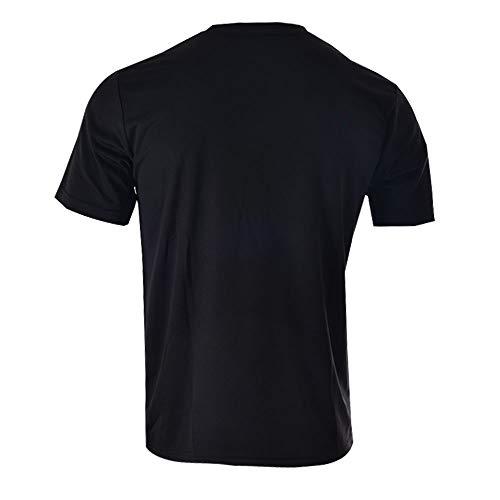 Siux Camiseta Tecnica Dry Negro Blanco