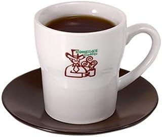 【限定品】コメダ珈琲 たっぷりコーヒーカップ&ソーサー (1個)