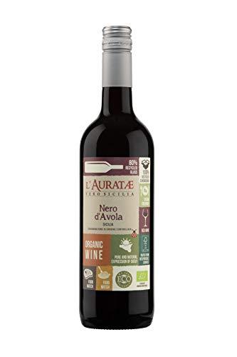 L'Auratae Nero d'Avola Sicilia DOC 2020 BIO & VEGAN, 750ml