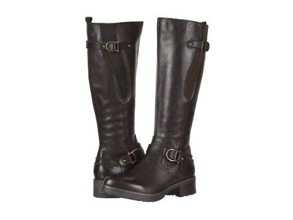 ゲージオゾンソートEarth(アース) レディース 女性用 シューズ 靴 ブーツ ロングブーツ Moraine - Dark Brown Andes Waterproof [並行輸入品]