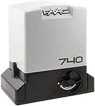 Motor 230 V SAFE 740 E Z16 met Encoder voor schuifpoorten 500kg FAAC 1097805