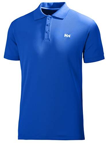 Helly Hansen HH Driftline Polo – Polo manches courtes pour homme – Vêtement hautes performances – Idéal pour toutes les activités sportives ou quotidiennes