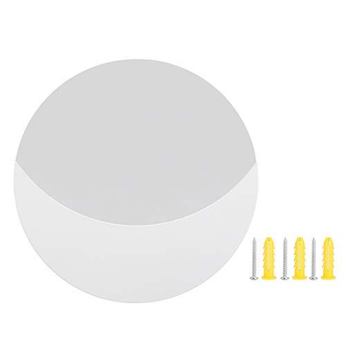 Omabeta Lámpara Decorativa de iluminación Suave AC85-265V 6W Aplique de Pared para Dormitorio, Sala de Estar para iluminación Interior