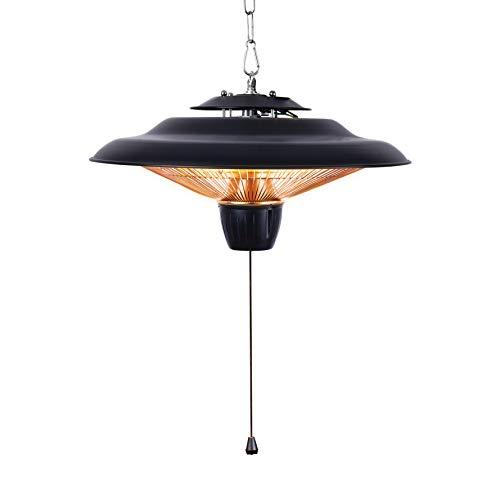 DONYER POWER 1500W Outdoor/Indoor Electric Patio Heater, Ceiling...