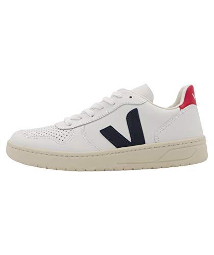 Sneakers Bianco BLU E Rosso - 37