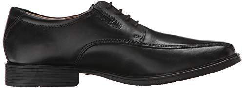 Clarks Men's Tilden Walk, Black Leather, 13