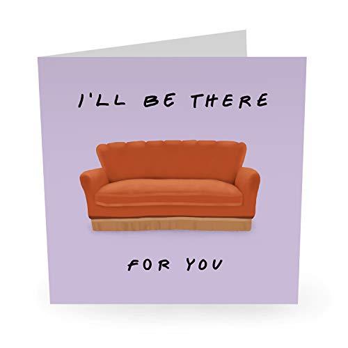 Central 23 – Divertida tarjeta de aniversario para ella – Divertida relación tarjeta para él – para marido, esposa, novio, novia – Tarjeta de amor hilarante – Viene con divertidos adhesivos