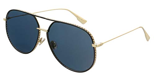 Dior Sonnenbrillen by Gold/Blue Damenbrillen