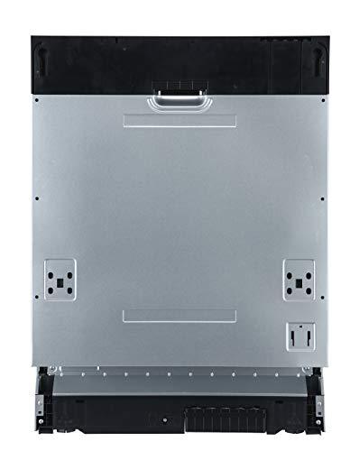 respekta Lave-vaisselle encastrable 60 cm entièrement intégré GSP60IBAVA++