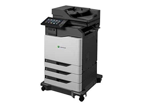 Lexmark CX825DTE Color Laser Multifunction Printer (42K0041),Black/gray
