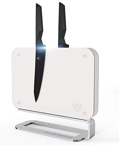 Dalstrong Premium magnetischer Messerhalter - freistehende Messerwand - weiß