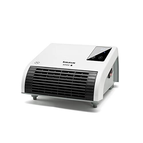 Taurus RCMB 231 Calefactor, 2000 W, Plástico, Blanco