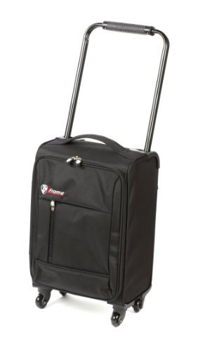 Ultimate Products Ltd Set di valigie, Z Frame, nero - nero, LG00240BLK