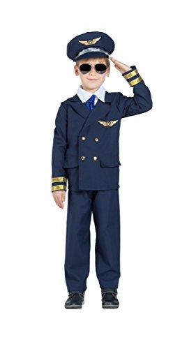 Banyant Toys, S.L. Disfraz DE PILOTO DE Avion