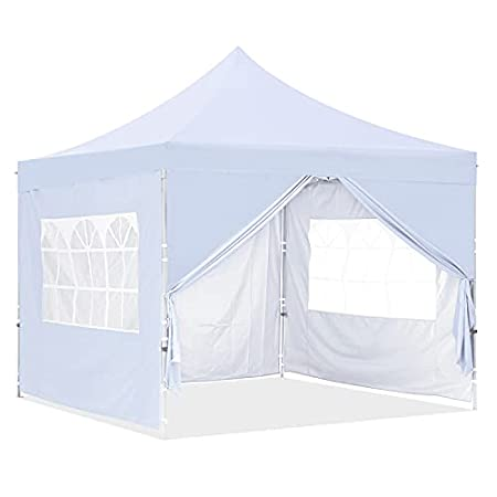 GDY 10x10 Ft Outdoor Pop Up Canopy Tent