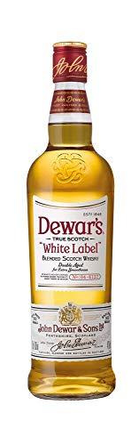 Dewar's White Label, Blended Scotch Whisky - 700 ml
