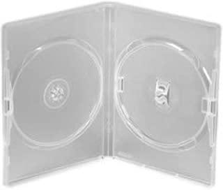 Vision Media 10 X Amaray Doble Transparente: Amazon.es: Electrónica