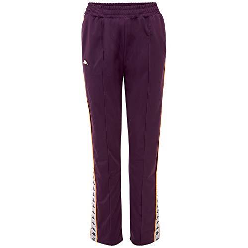 Kappa Helma, Pantaloni da Ginnastica Donna, Ortensia, XS