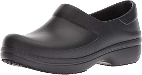 Crocs womens Women's Neria Pro Ii | Slip-resistant Work and...
