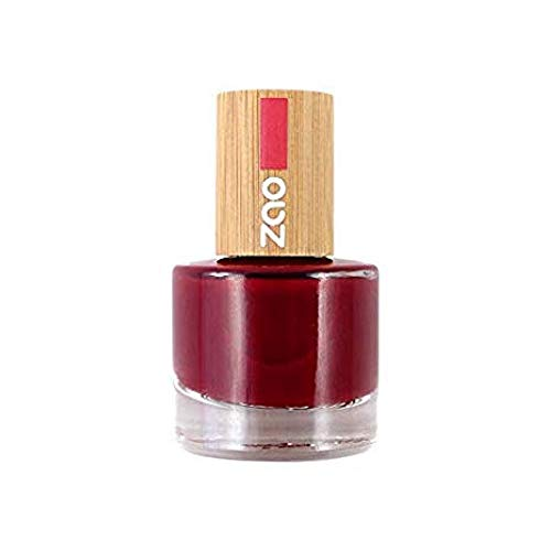 ZAO Vernis à Ongles 668 ROUGE PASSION