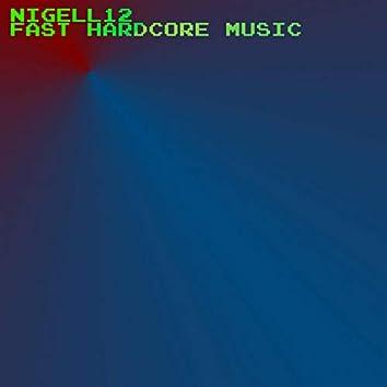 Fast Hardcore Music