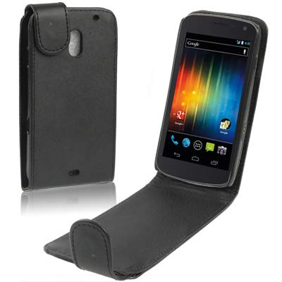 ZAORUN Cubiertas Protectoras de Cellphone Funda de Cuero Compatible for Samsung Galaxy Nexus / i9250 / Nexus Prime