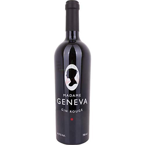 Madame Geneva Gin Rouge 41,90% 0,70 Liter
