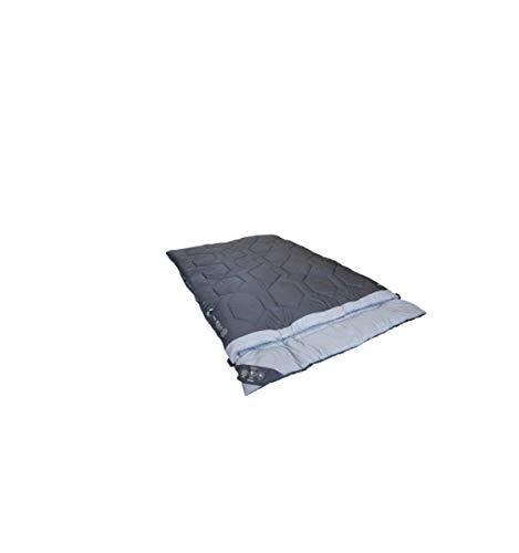 Vango Shadow Grey Radiate Double Sleeping Bag