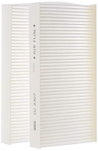 Original MANN-FILTER Innenraumfilter CU 2327-2 – Kabinenluftfilter Satz (2er Set) – Für PKW