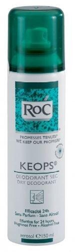 Roc Keops Desodorante Seco 150 ml, Sin fragancias !