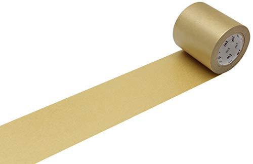 MT Casa 50 mm Basic Washi Tape Klebeband, Gold