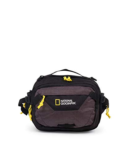 National Geographic Sac Banane Destination Gris