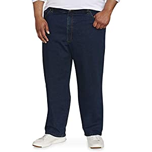 Men's Big & Tall Relaxed-fit Stretch Jean