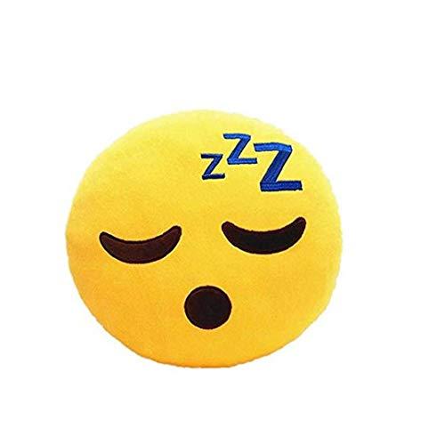 Cojín Almohada Emoji Sonriente con la expresión Facial Llorando de Risa por un sofá Cama Regalo de la decoración Creativa Muy Fresco