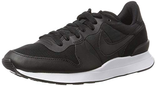 Nike Herren Internationalist LT17 Laufschuhe, Mehrfarbig (Black/Black/White), 42 EU