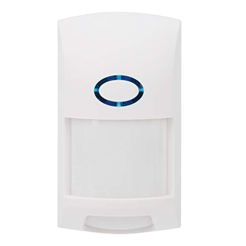 Motion Detector WiFi Infrared Motion Sensor Alarm Driveway Monitor Alarm Household Intelligent Security Burglar Alert System Infrared Home Security System