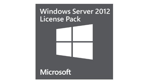 Microsoft Windows Server 2012 Remote Desktop Services - Software de acceso remoto (Windows Server 2012, DEU)