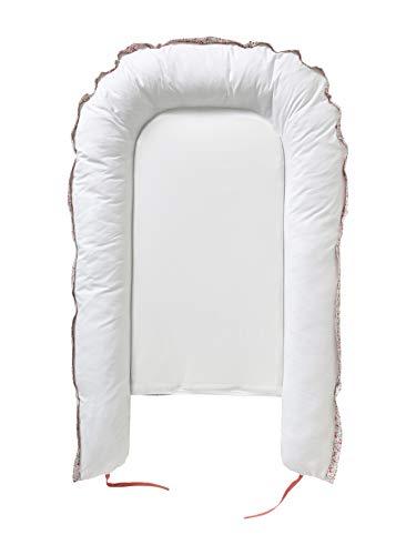 Vertbaudet - Reductor de cama 2 en 1, diseño floral