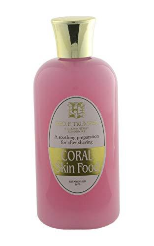 Geo F Trumper Coral Skin Food Pre and Post Shave Gel (200 ml)