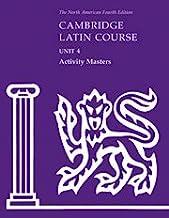 Cambridge Latin Course Unit 4 Activity Masters (North American Cambridge Latin Course)