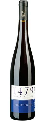 Nelles Pinot Noir Spätburgunder trocken QbA Ahr 2017 (1 x 0.75 l)
