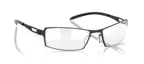 Great Features Of GUNNAR Gaming and Computer Eyewear/Sheadog, Clear Tint - Patented Lens, Reduce Dig...